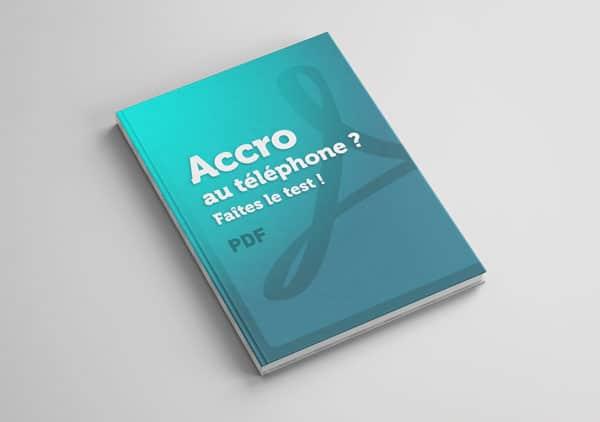 Testez votre addiction au téléphone avec ce test gratuit en PDF